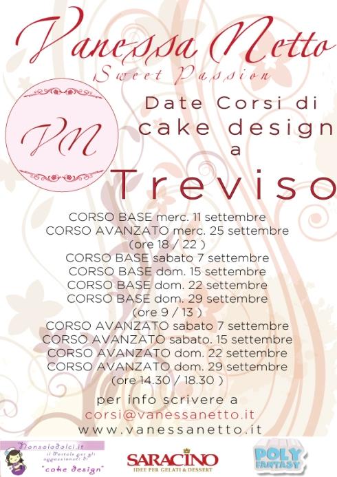 Corso Di Cake Design Torino Groupon : pasta di zucchero VANESSA NETTO
